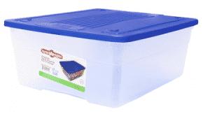 caja de plastico de mudanzas